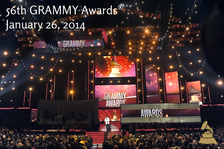 Mark your calendars! The 56th GRAMMY Awards will be Jan. 26, 2014 on CBSGrammy 2013, Grammy Awards, Grammy 2014, Annual Grammy, Engineering Grammy, 56Th Grammy, Los Angels, 2014 Grammy, 57Th Grammy