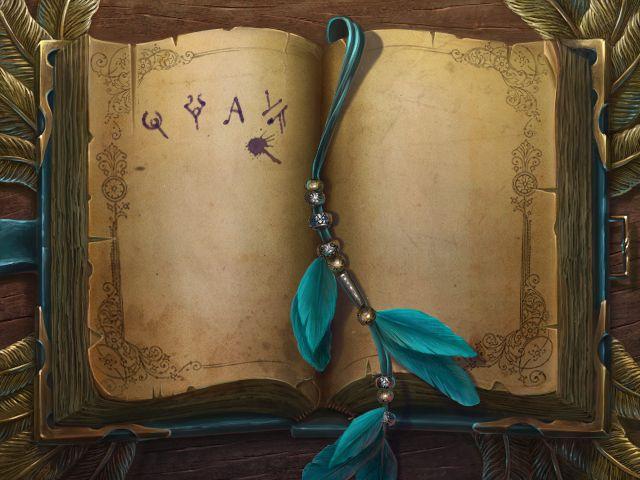 magic book by Vasilisa-boo.deviantart.com on @deviantART