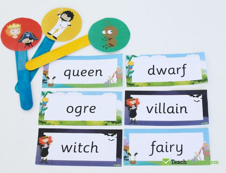 Use this drama game to teach verbs to your K-3 students!