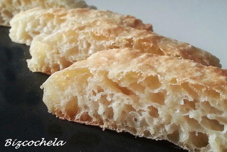 PAN DE CRISTAL http://bizcochela.blogspot.com.es/2015/02/pan-de-cristal-casero.html