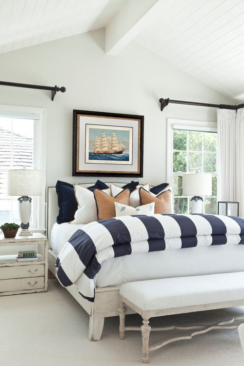 Select sheets that feel soft against the skin, and blankets and comforters that provide the level of warmth you like.