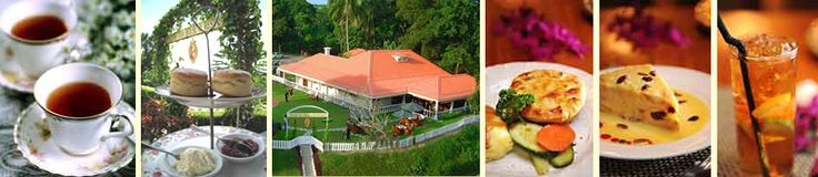English Tea House and Restaurant, Sandakan, Borneo