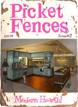 Picket Fences Picket Fences is a perk magazine in Fallout 4.