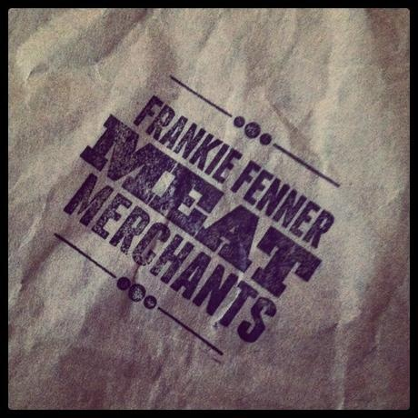 Sources and sells only ethical meat. Frankie Fenner Meat Merchants.