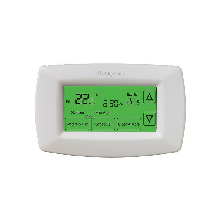 Honeywell 7Day Touchscreen Programmable Digital