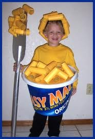 perfect for my mac and cheese loving little boyHoliday, Mac Cheese, Halloween Costumes Ideas, Mac N Cheese, Costume Ideas, Easy Mac, Costumes Halloween, Cheese Costumes, Kids Costumes