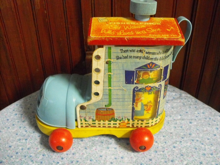 Retro Top Toys : Best ideas about fisher price collectible toys on