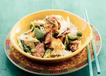 Chinees varkensvlees met ananas