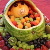 Creative Baby Shower Food Ideas