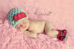 I would love to make something like this for baby.  Cuteness!