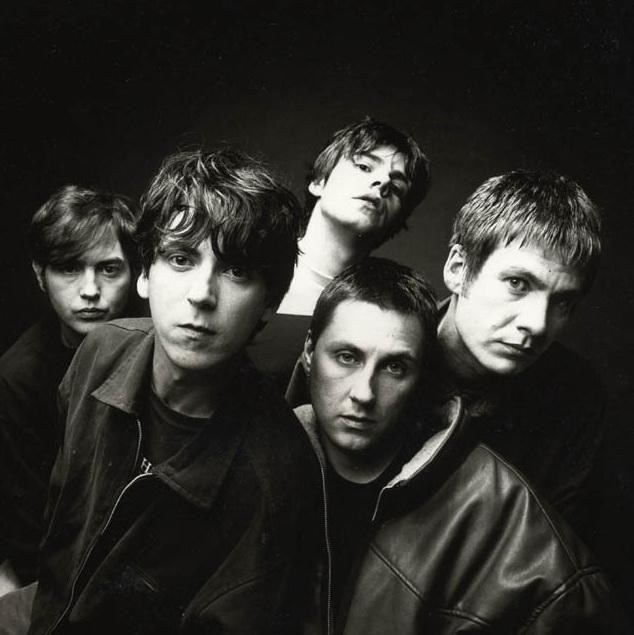 The Charlatans UK #CampusRadioBand