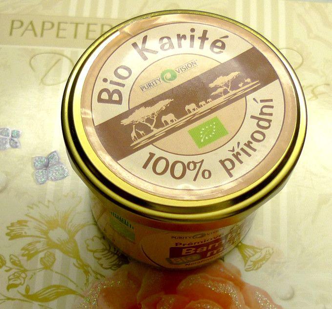 Bambucké máslo Purity Vision