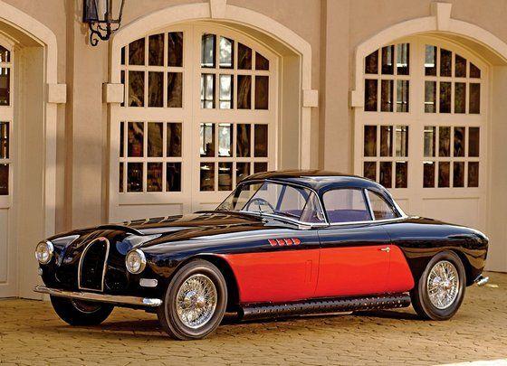 1951 Bugatti Type 101 C Antem Coupe