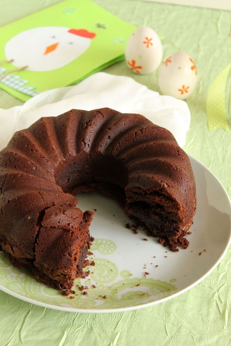 Νηστίσιμο κέικ σοκολάτα