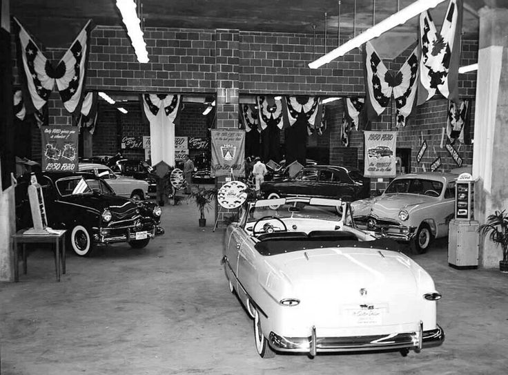 161 Best Dealer Lot Images On Pinterest Vintage Cars