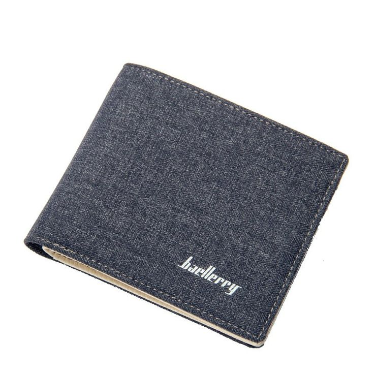 Canvas wallet for men canvas wallet leather credit card