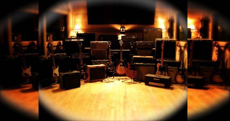 Los 12 amplificadores de guitarra más famosos