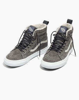 89c55058f3d6 Vans® Unisex Sk8-Hi MTE High-Top Sneakers in Suede in pewter asphalt image 1