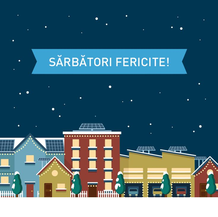 Vă dorim să aveți parte de un Crăciun frumos, iar Noul An să vă găsească sănătoși și să vă împlinească dorințele!  La Multi Ani!  Echipa Inversolar Energy