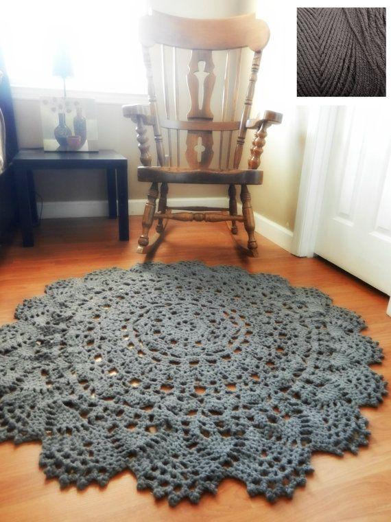 1000 im genes sobre alfombras de trapillo en pinterest - Alfombras redondas infantiles ...