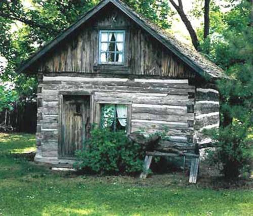 Old Michigan Log Cabin   Bing Images