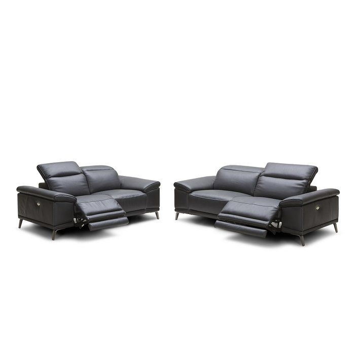 Add Some Style Into Living Room With Black Sectional Sofa Sectional Sofa With Recliner Leather Reclining Sectional Sofa Reclining Sectional