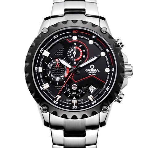 CASIMA Brand Luxury Multi Function Sports Watch - Shop With Bitcoin