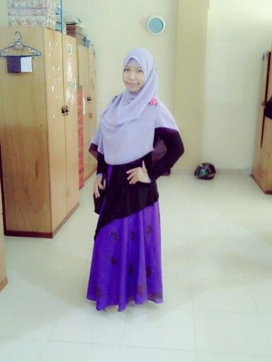 Softly purple