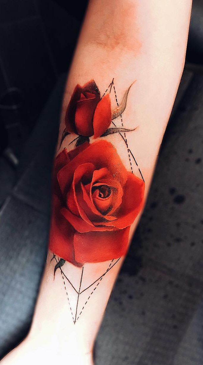 Jaw Dropping Rose Tattoo C Tattoo Artist Pony Wave Tatuajes De Rosas Tatuajes Disenos De Unas