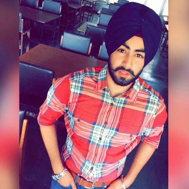Smart Sikh Boy Punjabi Suits Pinterest Beard Styles