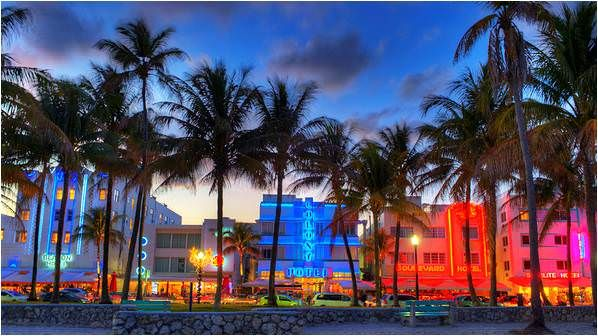 viajar a Miami de turismo-south beach