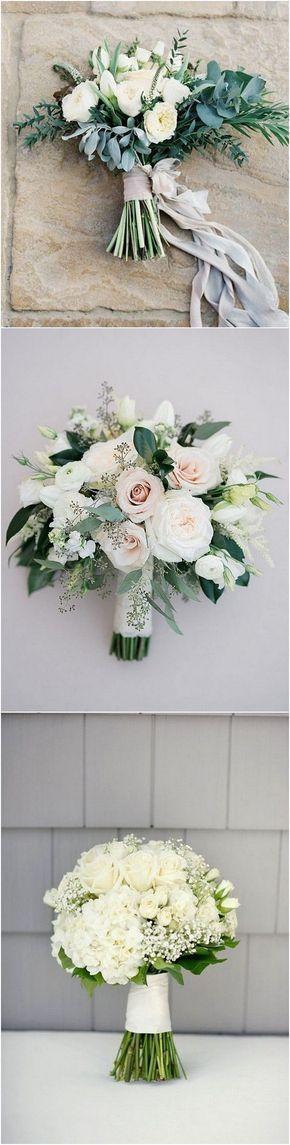 Stunning Wedding Bouquet Ideas #wedding #weddingflowers #weddingbouquets