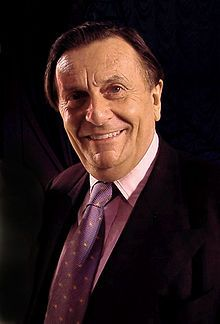 Barry Humphries - Theatre and television performer
