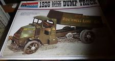 Monogram 1926 Mack BULLDOG DUMP Truck Model Car Mountain KIT 1/24 FS