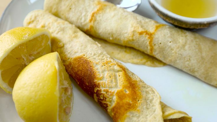 Oat Crepes