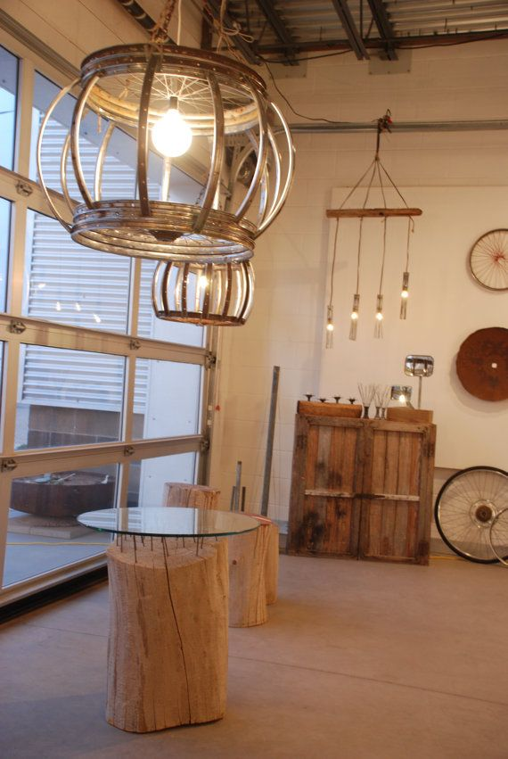 ReCycled Large Chandelier Custom Order for by ReMainDesigns, $700.00