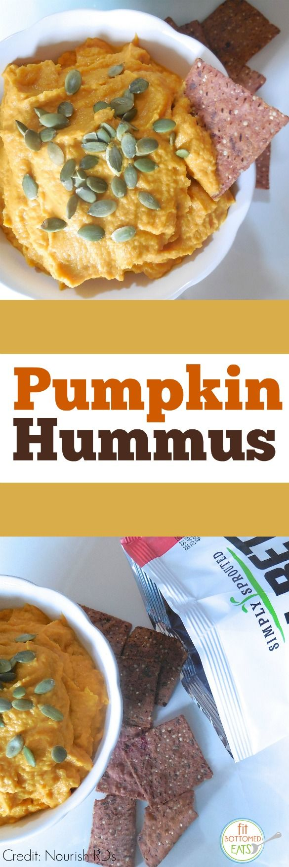 Have Yourself a Healthy Holiday --- Plus a Pumpkin Hummus ...