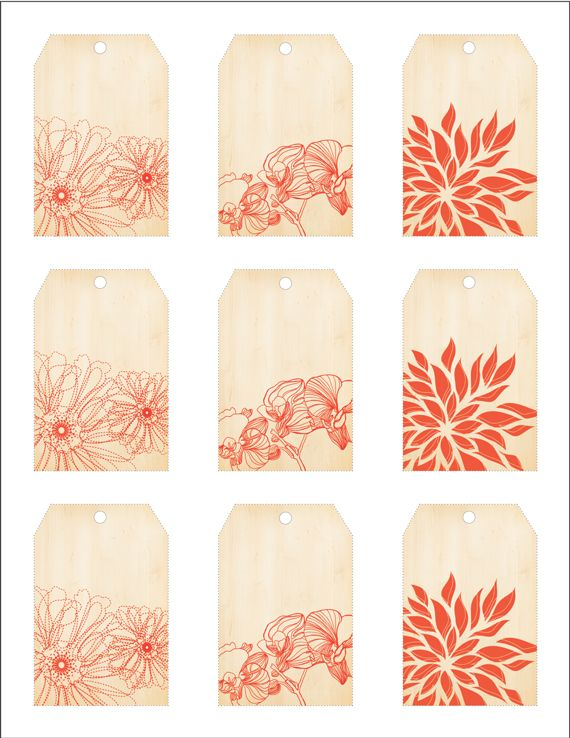 flower tags template free - 1000 ideas about printable name tags on pinterest owl