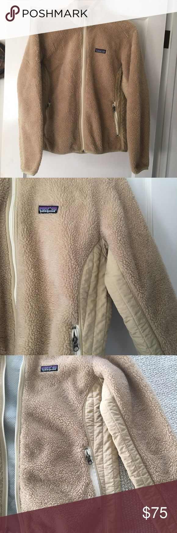 """Patagonia Synchilla Jacket EUC Patagonia Sherpa """"Synchilla"""" Retro Jacket. Size L. Excellent used condition - No stains, etc. Very warm, lined. Patagonia Jackets & Coats"""