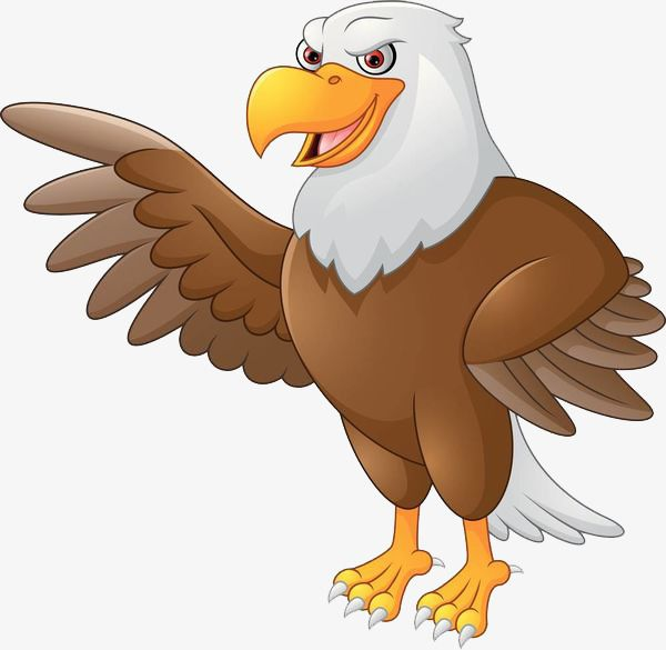 The Eagle Speak Akimbo Eagle Clipart Eagle Feathered Png Transparent Clipart Image And Psd File For Free Download Eagle Cartoon Cartoon Drawings Eagle Drawing