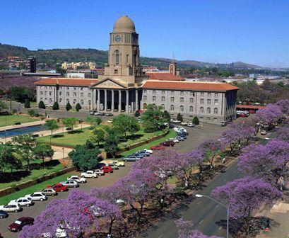 Union Building, Pretoria, South Africa