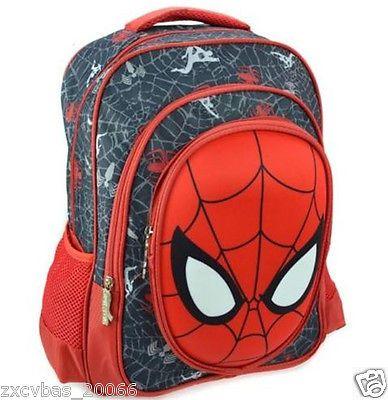 Hot #!spiderman backpack #school bag #bookbag children kids student boy girl blac,  View more on the LINK: 	http://www.zeppy.io/product/gb/2/121958482290/