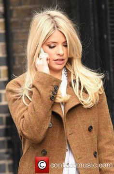 holly willoughby hair colour - Google Search