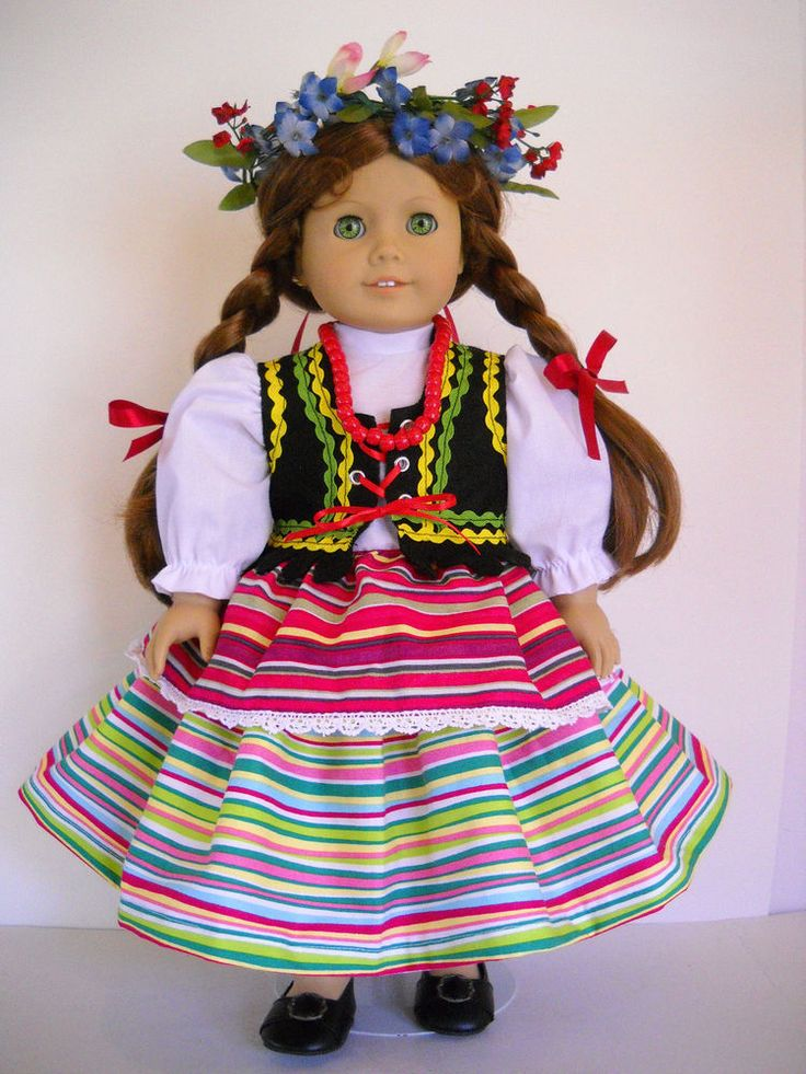 78 Best American Girl Ethnic Costumes Images On Pinterest