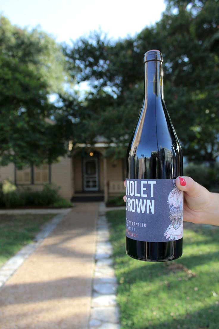 Violet Crown - The Austin Winery   - 1