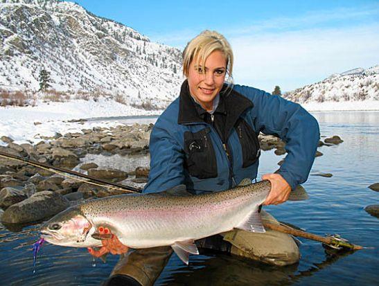 164 Best Girls Women Fishing Images On Pinterest