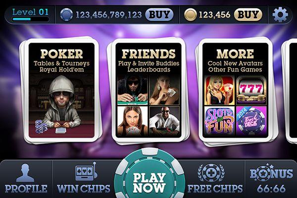 Fresh Deck Poker : C...