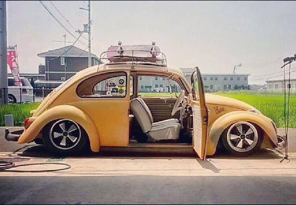 65 best images about vocho amarillo on pinterest for Garage volkswagen 94 creteil