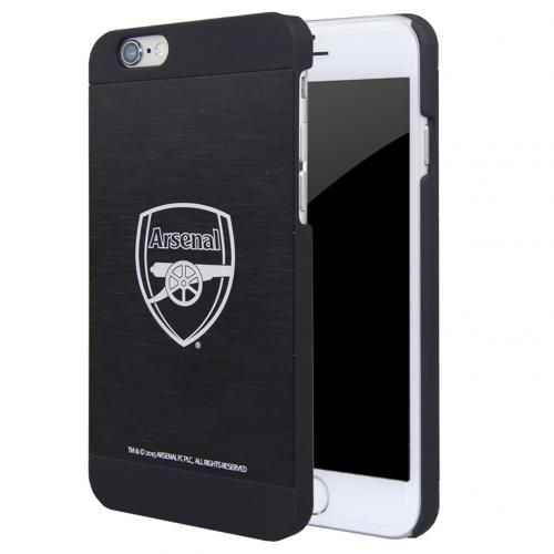 Aluminium Arsenal FC iPhone 7/8 case featuring the club crest. Offers first-rate protection if you drop your mobile. FREE DELIVERY on all of our football gifts