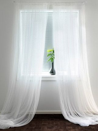Oltre 25 fantastiche idee su tende da soggiorno su - Ikea tende per interni ...
